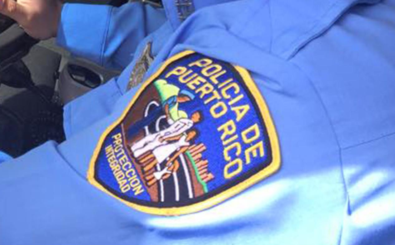 Emblema de la Policía de Puerto Rico.