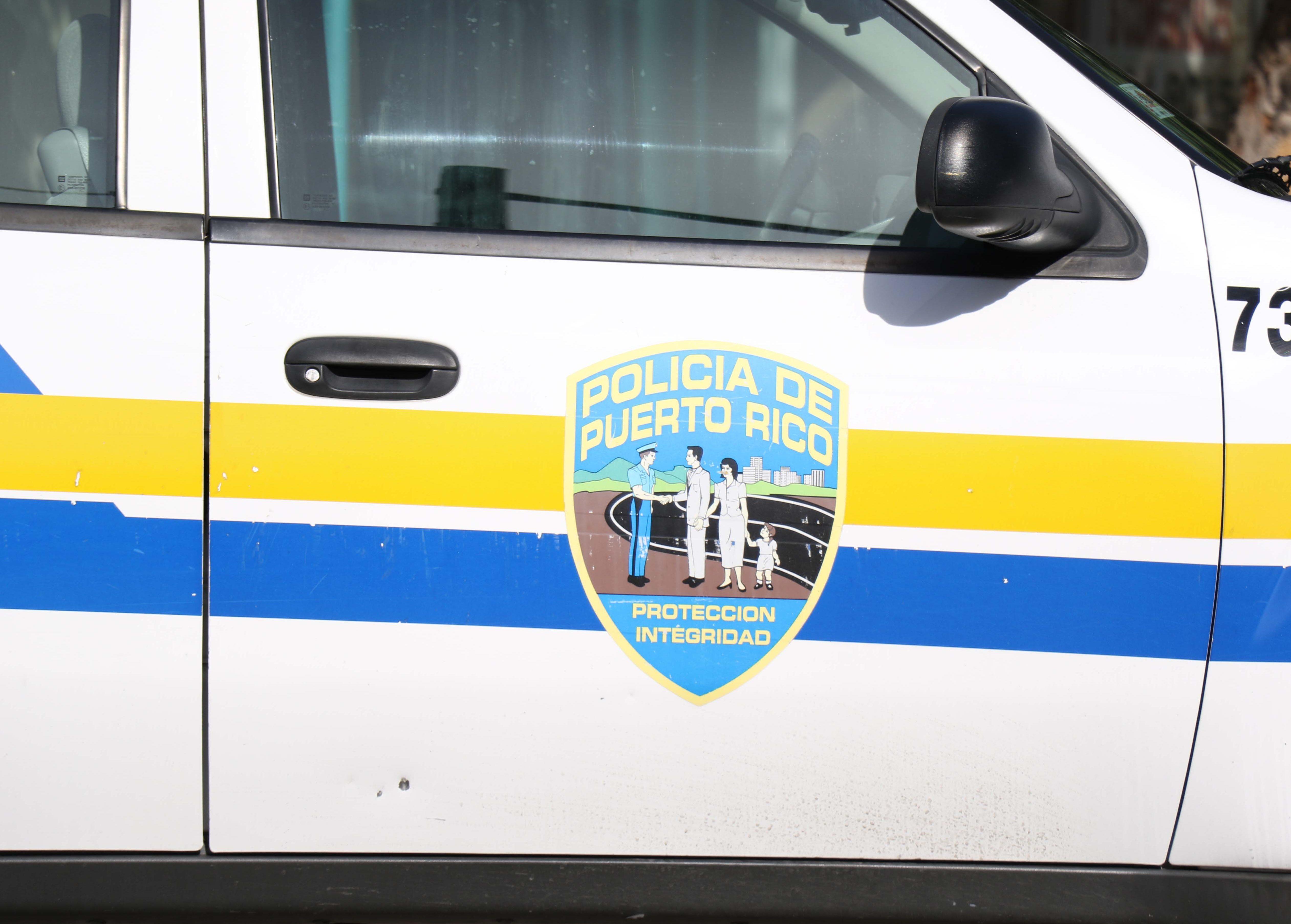 Agentes de la Policía de Puerto Rico investigaron la escena.