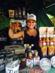 Sonia Carlo es agrónoma y fundó SANA en el 2009. (Suministrada)