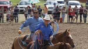 En el evento de Lajas participaron vaqueros de distintas edades. (Voces del Sur / Pedro A. Menéndez Sanabria)