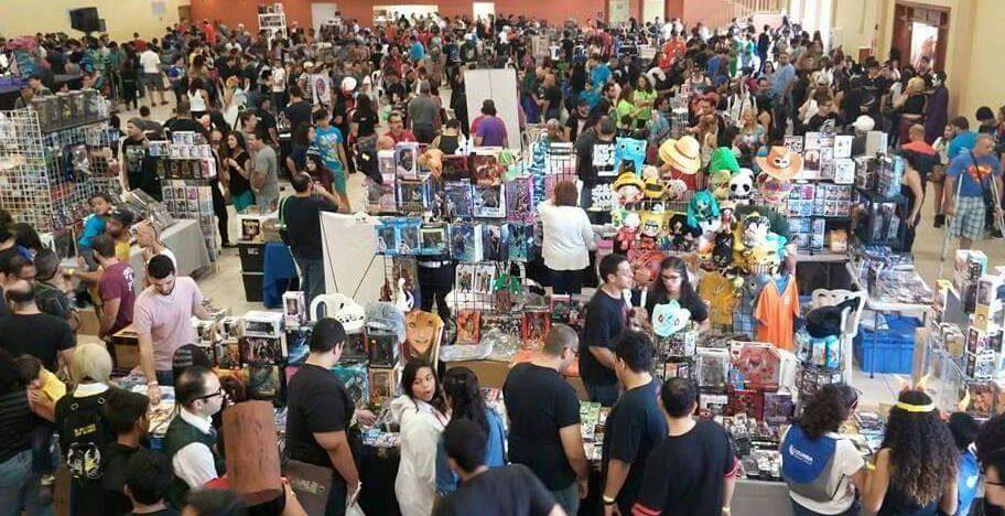 Cientos de personas participaron del Yauco Fandom Expo.