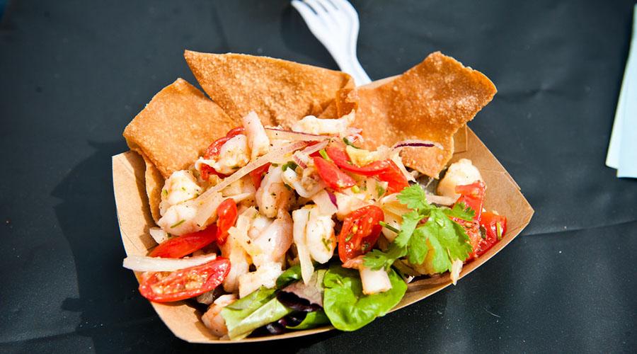 El primer Coamo Food Truck Fest está pautado para iniciar a las 5:00 p.m. (Flickr / star5112)