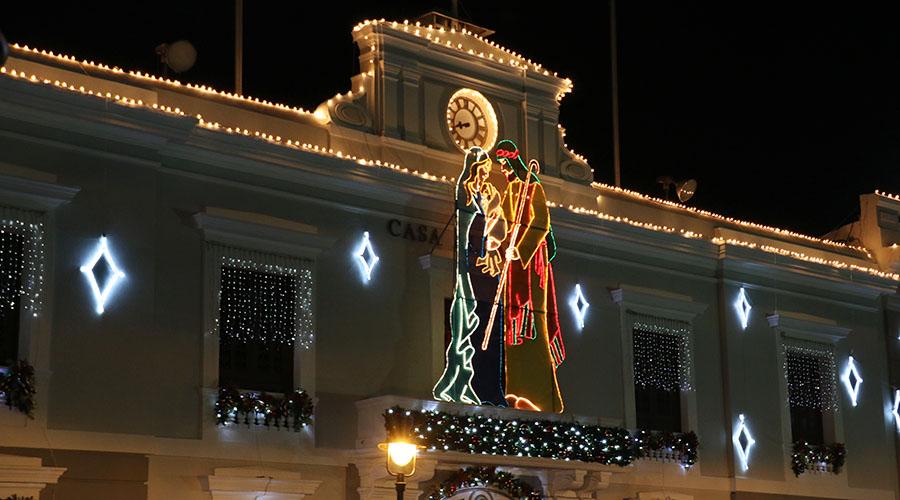 Los conciertos se harán frente a la Casa Alcaldía de Ponce. (Voces del Sur)
