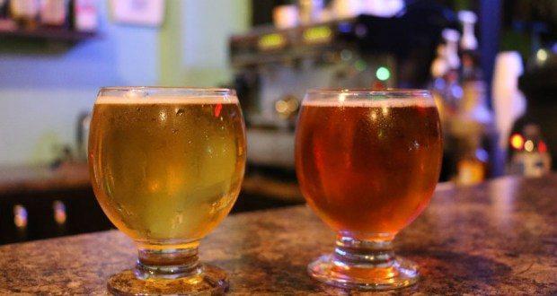 Cervezas artesanales.