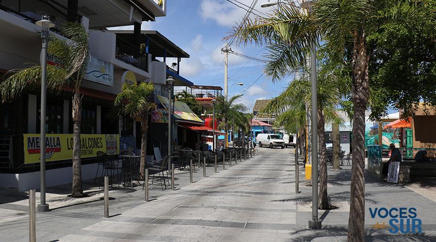 Poblado La Parguera, en Lajas. (Voces del Sur)