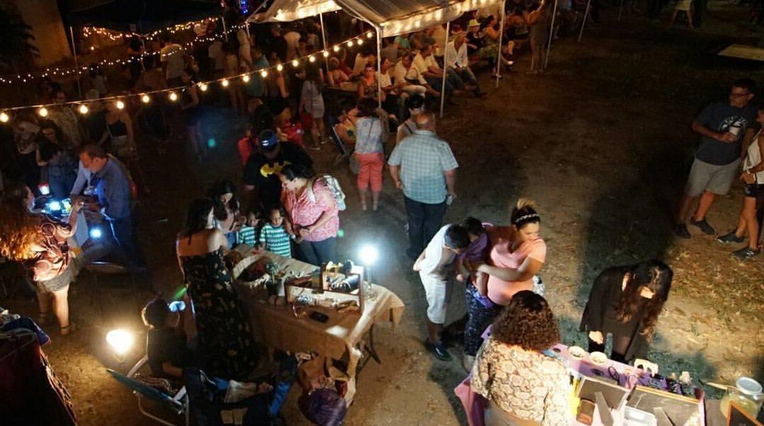 La oferta del Solsticio Fest incluye varios puestos en los que el público podrá adquirir productos naturales.