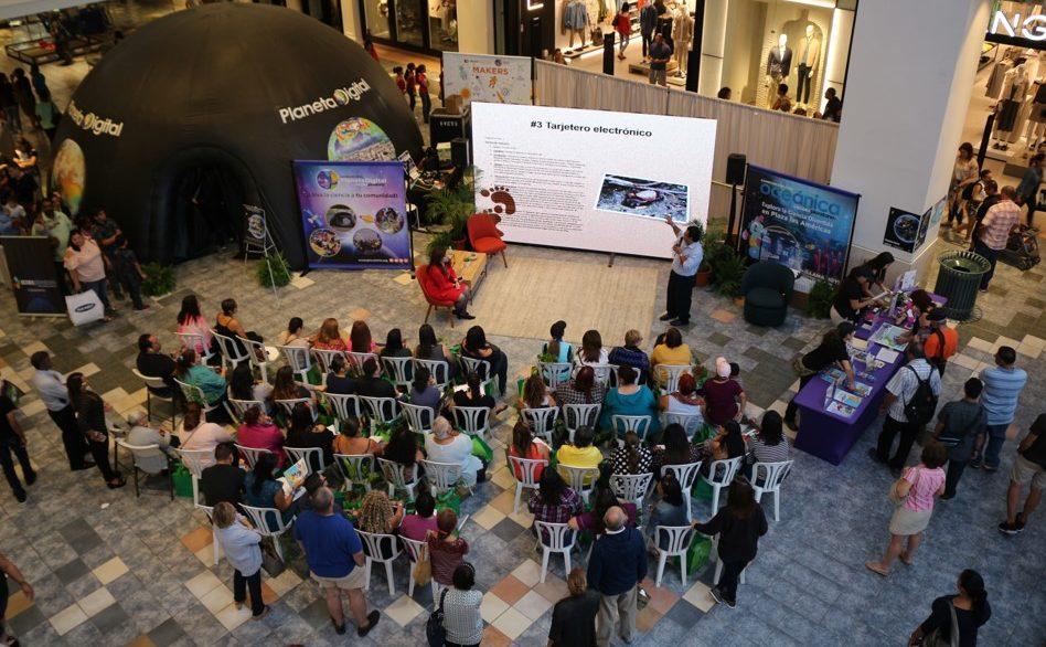 Durante la La Expo Planeta Digital del EcoExploratorio el público podrá dialogar con expertos sobre cómo pueden fortalecer sus planes para enfrentar huracanes y terremotos.