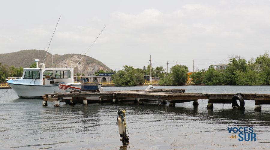 La segunda etapa de la remodelación del Malecón de Guánica conllevará la construcción de nuevo muelle para los pescadores y una rampa para botes. (Voces del Sur)
