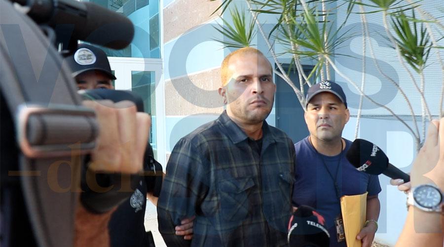 El grafitero ponceño Juan Luis Cornier Torres, conocido como Manwe Uno, fue arrestado por cuatro cargos de Ley 54. (Voces del Sur / Pedro A. Menéndez Sanabria)