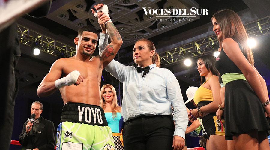 """Carlos """"Purin"""" Caraballo logró su décima victoria en Ponce."""