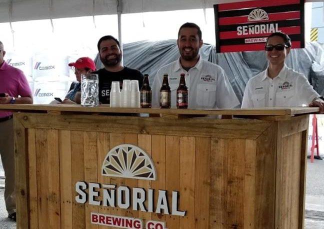 Señorial Brewing Company elabora sus cervezas en Ponce.