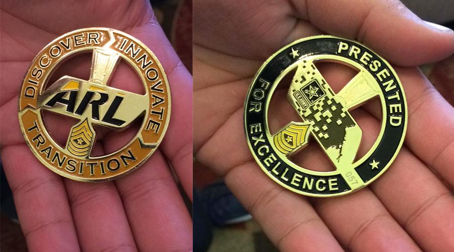 El grupo recibió dos medallas durante la premiación. (Suministrada)