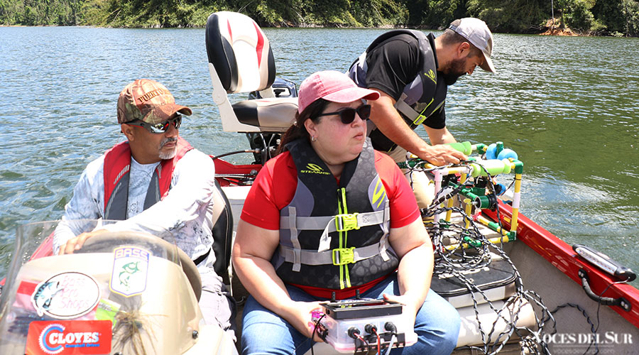El objetivo del proyecto fue captar imágenes de la iglesia que se encuentra al fondo del Lago Caonillas en Utuado.