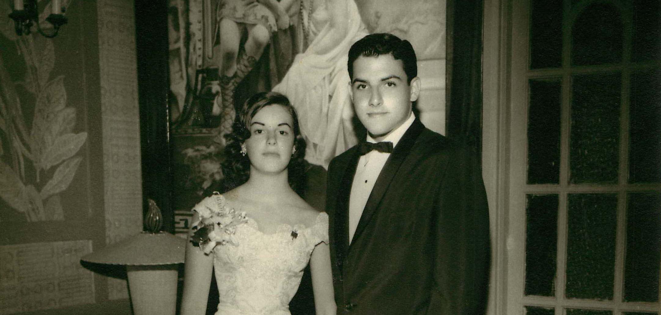 Rafael Hernández Colón se casó con Lila Mayoral Wirshing en 1959. (Suministrada)