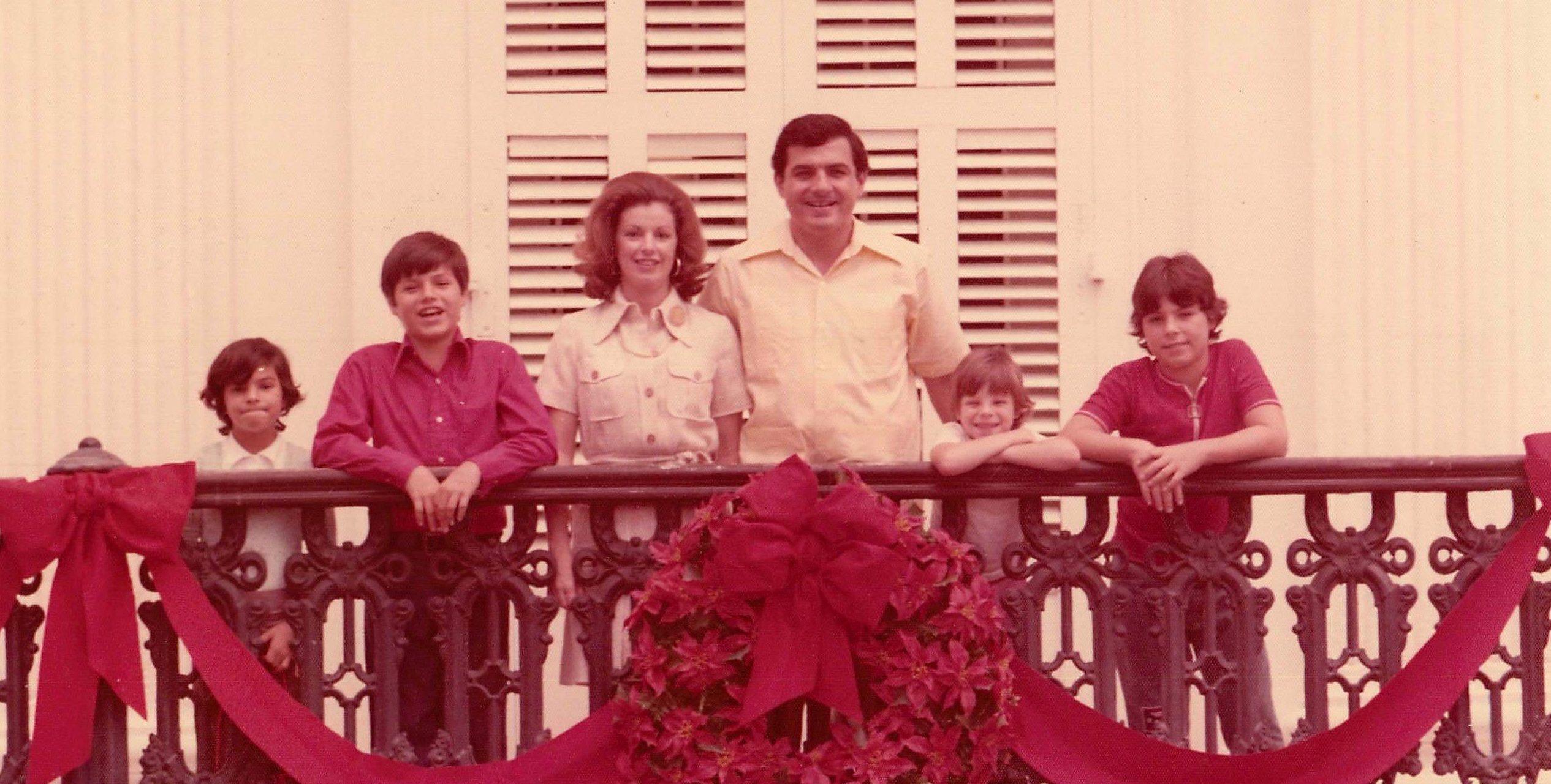 En 1973, Rafael Hernández Colón se convirtió en el gobernador más joven de Puerto Rico. (Suministrada)