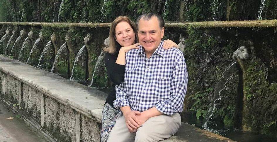 Rafael Hernández Colón se casó con Nelsa López en 2004. Foto de 2018. (Suministrada)