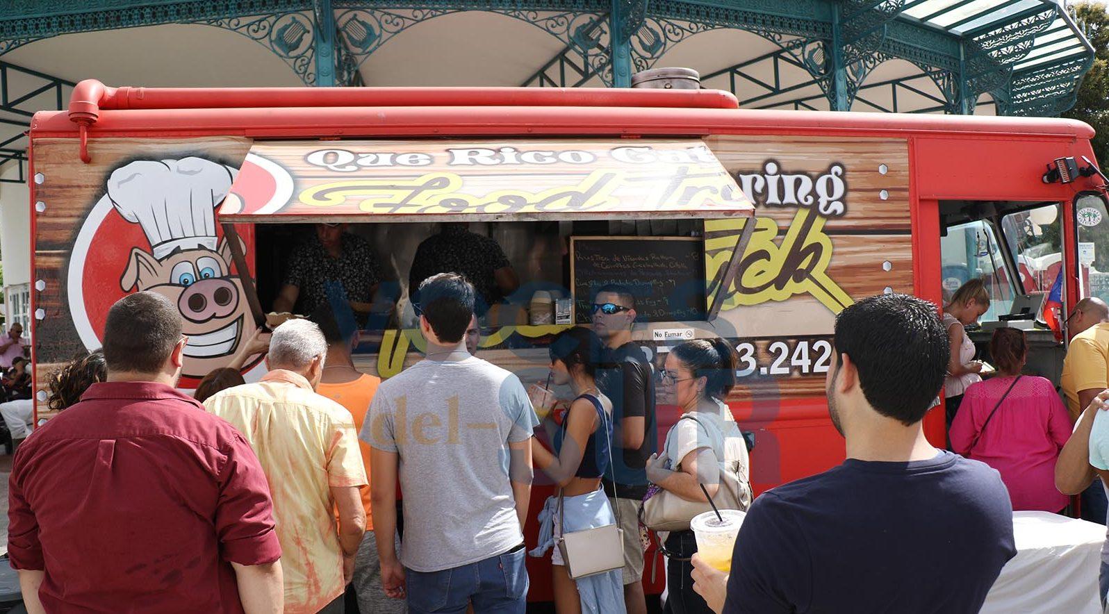 Sobre una docena de restaurantes formarán parte del Ponce Food Truck Fest.