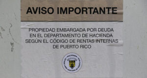 Los operativos de Hacienda se realizan en comercios que no remiten el dinero del IVU.