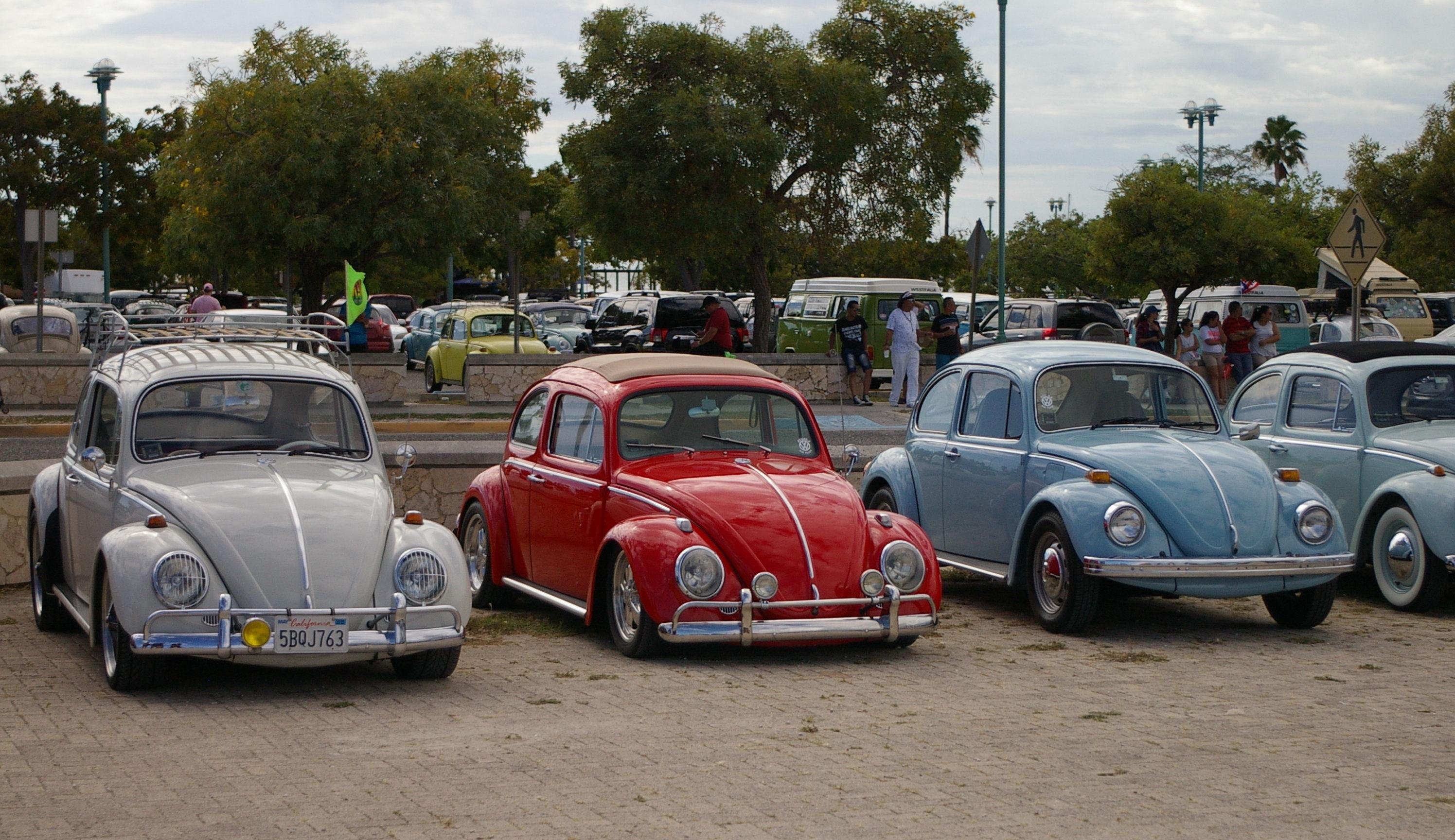 Sobre 60 vehículos de la marca Volkswagen formarán parte de la exhibición