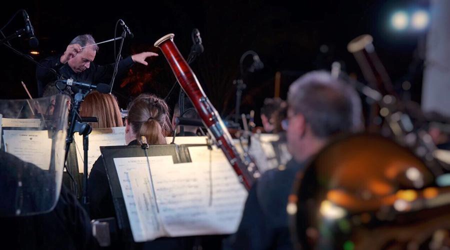Orquesta Sinfónica de Puerto Rico. (Suministrada)