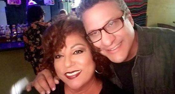 Carmen Nydia Velázquez y Carlos Esteban Fonseca