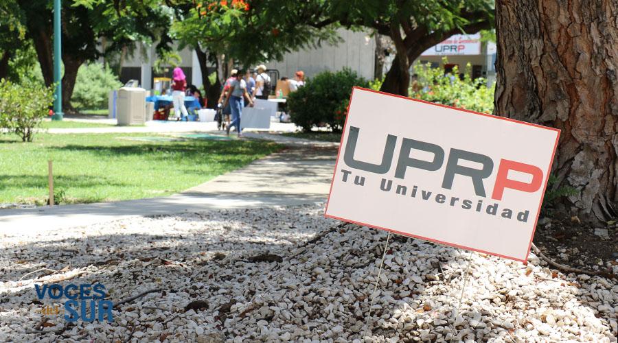 Universidad de Puerto Rico, Recinto de Ponce. (Voces del Sur)