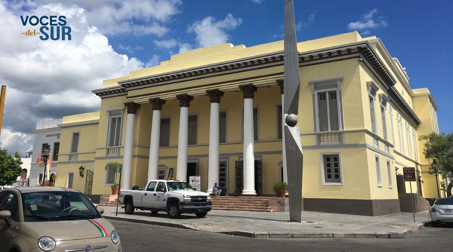 Teatro La Perla en Ponce. (Voces del Sur)