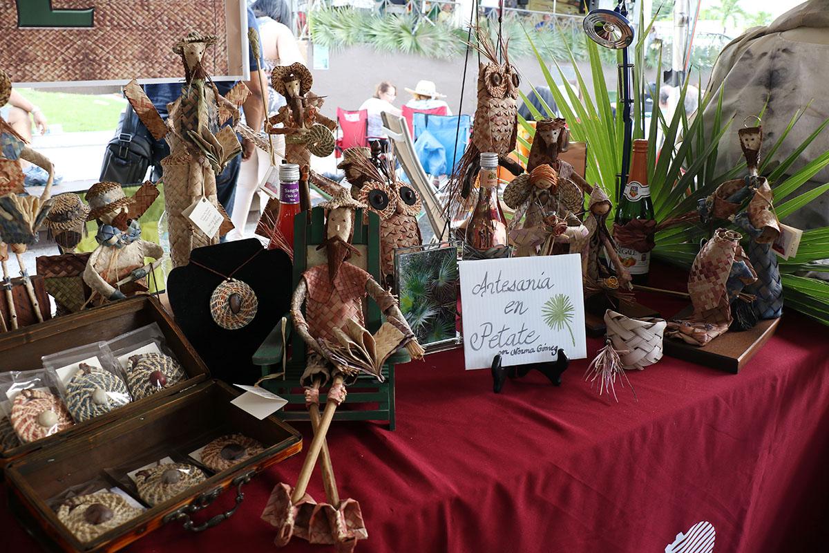El Festival del Petate es una tradición en Sabana Grande. (Voces del Sur)