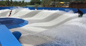 Así luce el Wave Oz FlowRider (no es el que está en Arroyo). (Foto tomada de flowrider.com)