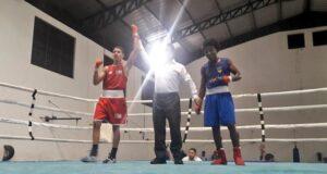 Jan Paul Rivera derrotó por decisión unánime al ecuatoriano Kevin Alegría.